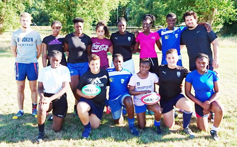 Stage Rugby à Vichy