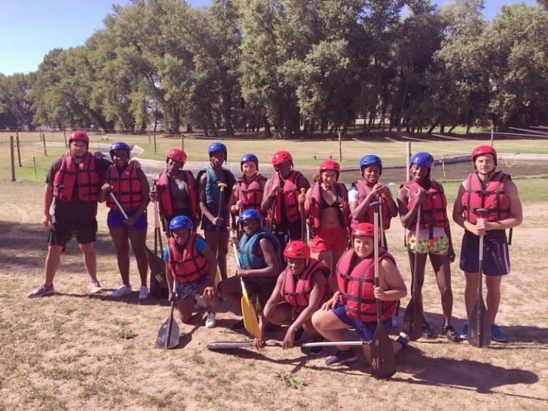 Du Rugby au Rafting, le stage CDRVO à Vichy