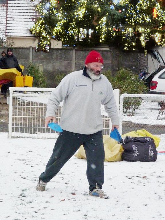 Le Père Noël et la balle ovale