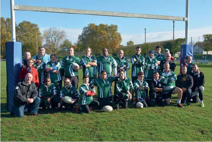Christo Rugby adapté ouvre son école