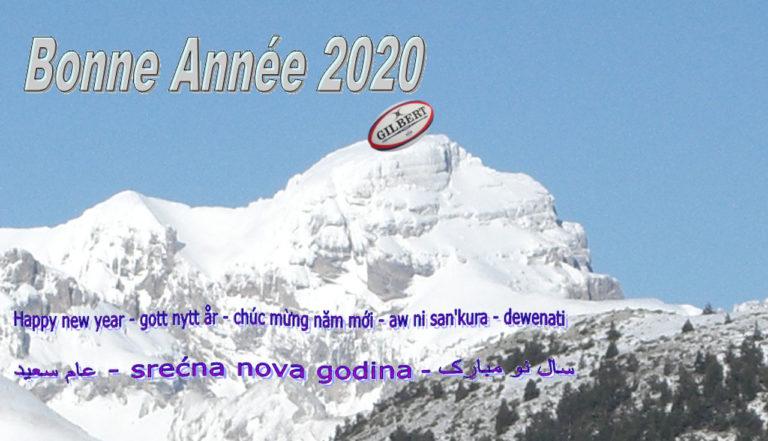 Vœux 2020 du CD Rugby 95